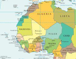 Batı Afrika